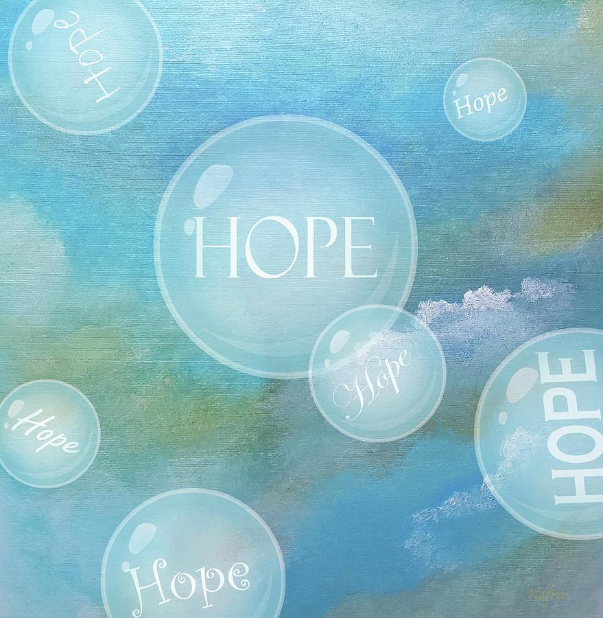 Hope Floats by KaFra Art
