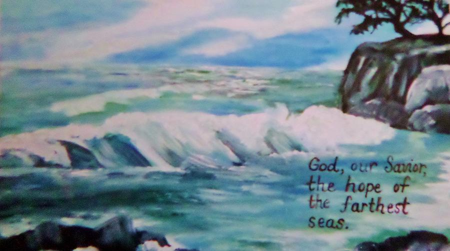 Hope Of The Farthest Seas Painting