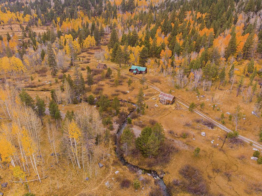 Hope Valley Fall Cabin - 2019 by Jonathan Hansen