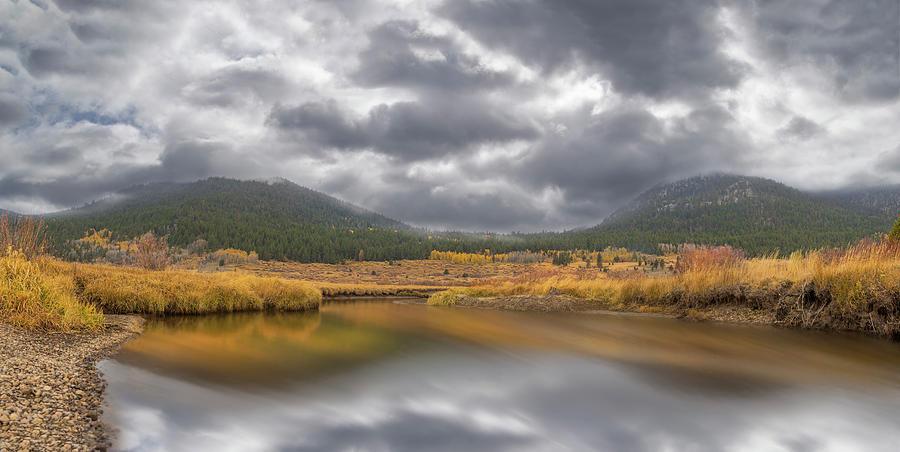 Hope Valley Panorama by Jonathan Hansen