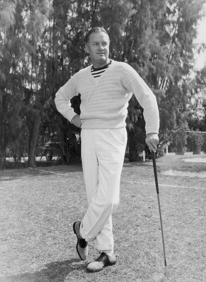 Hopeful Golfer Photograph by Hulton Archive