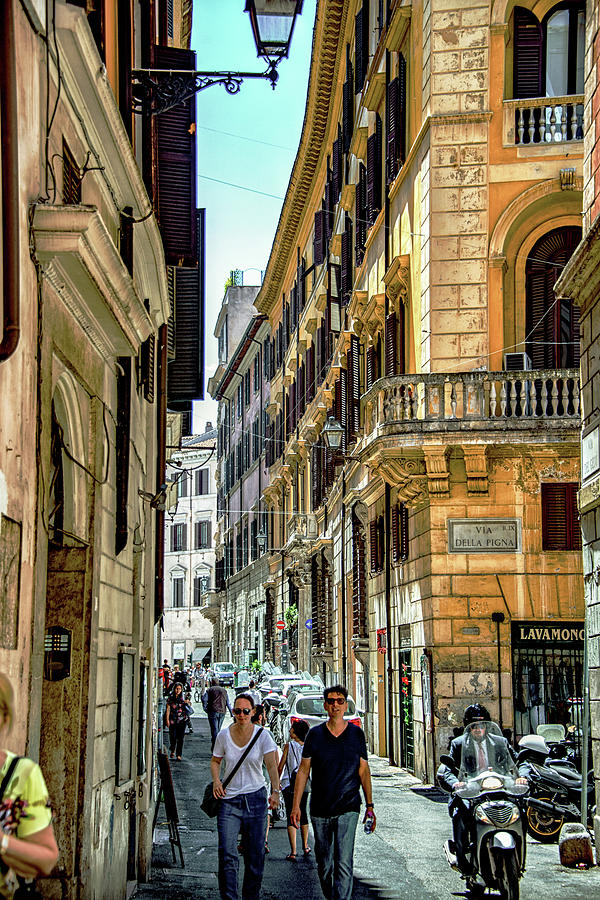 Italia Photograph - Hopefully by Joseph Yarbrough
