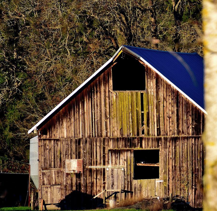 Hopewell Barn by Jerry Sodorff
