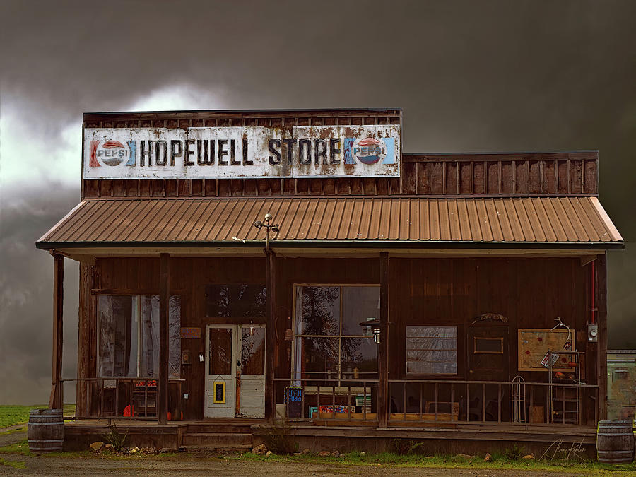 Hopewell Store Photograph