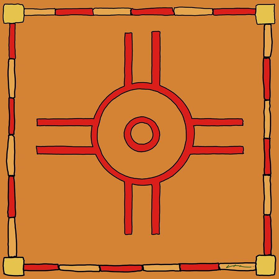 Hopi Sun by Lonn Holiday