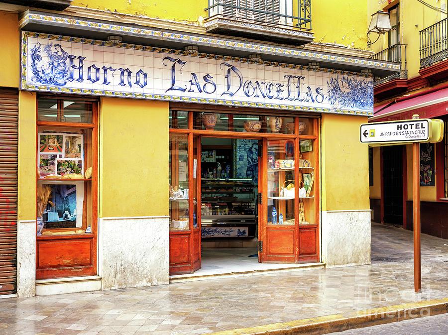 Horno las Doncellas Seville by John Rizzuto