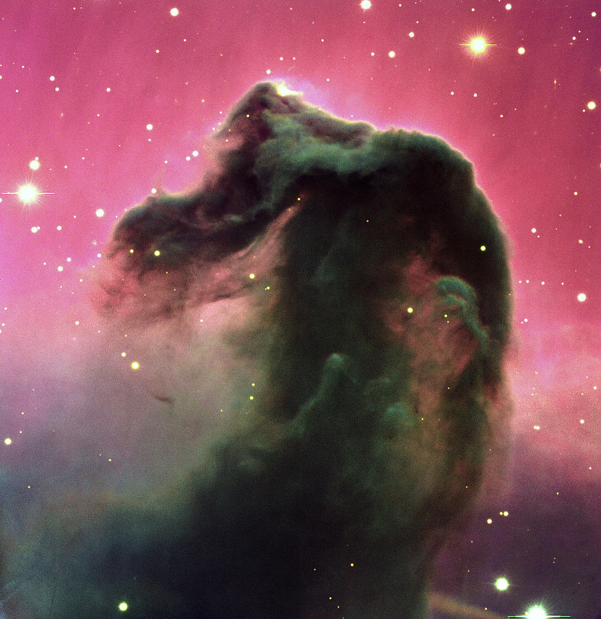 Horsehead Nebula of Orion by JPL