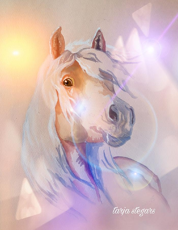Horses of Light series 3 by Tarja Stegars