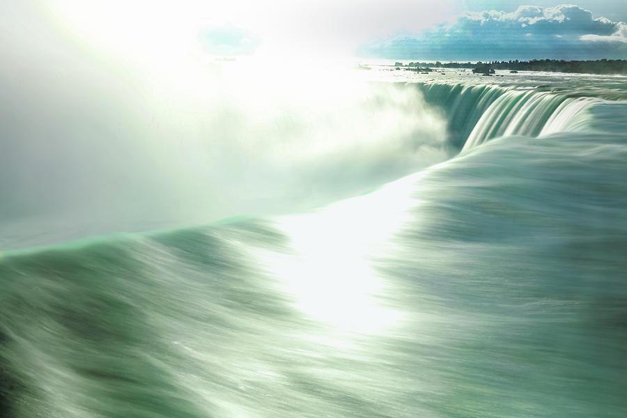 Horseshoe Falls, Niagara Falls by Doolittle Photography and Art