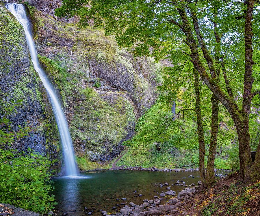 Horsetail Falls by Belinda Greb