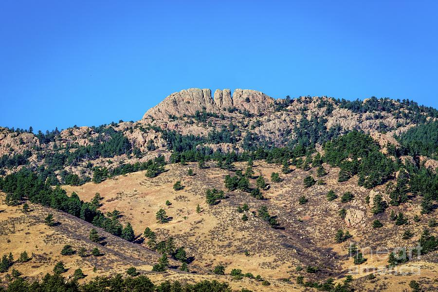 Horsetooth Rock by Jon Burch Photography