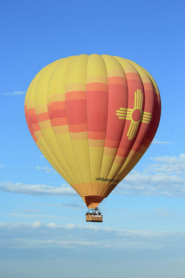 Hot Air Balloon by David Diaz