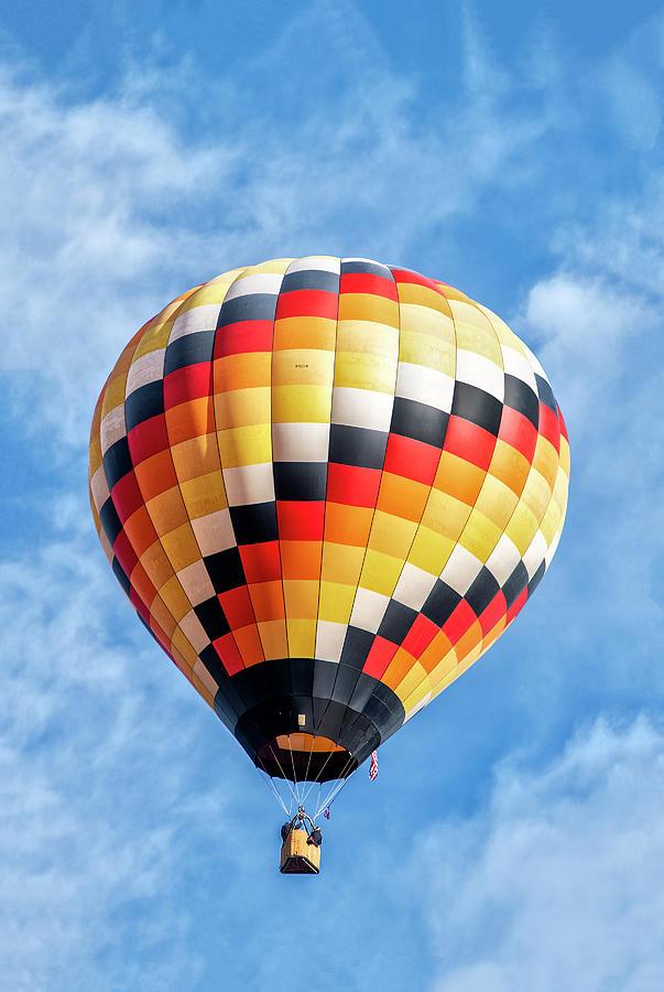 Hot Air Balloon by Gordon Ripley
