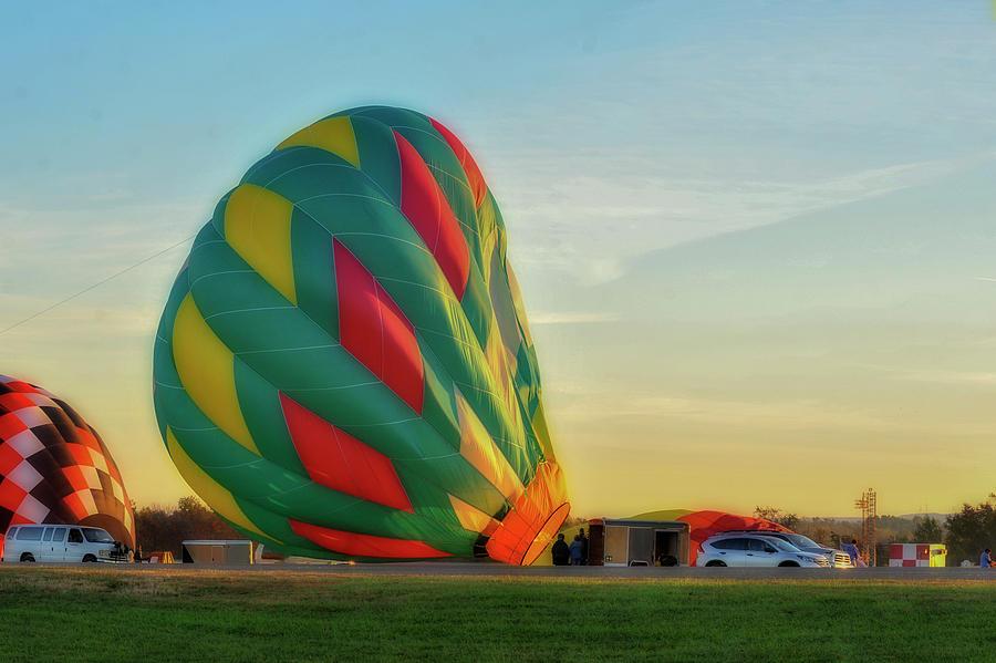 Hot Air Balloons Morgantown coming up by Dan Friend