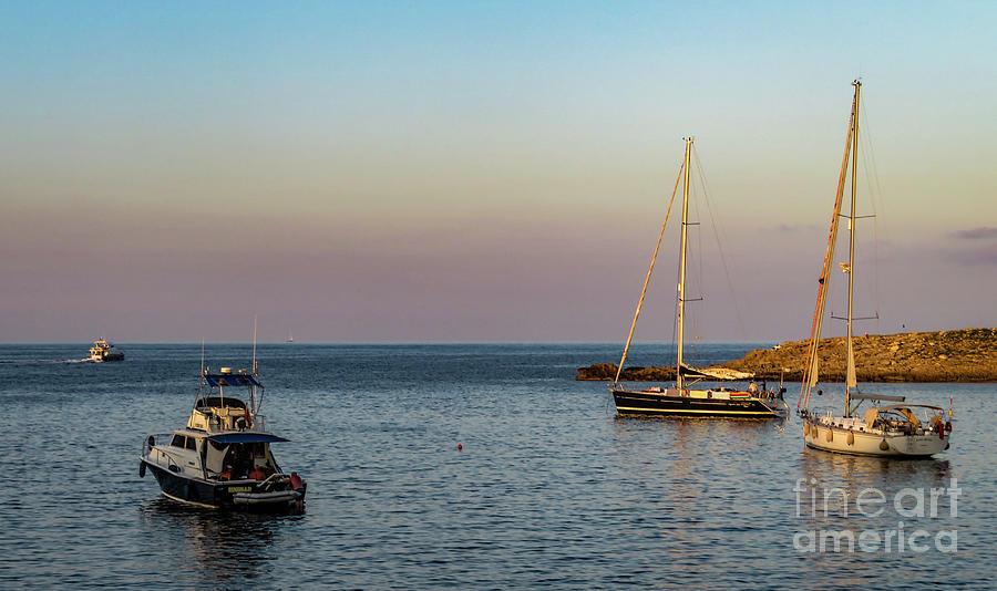 Hotel Comino Harbour by Mandi Hibberd
