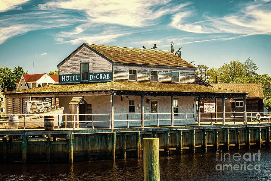 Hotel De Crab by Nick Zelinsky