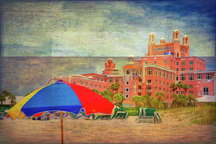 Hotel Don CeSar Memories by Alice Gipson