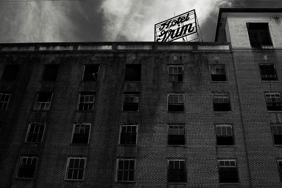 Hotel Grim Downtown Texarkana by Eugene Campbell