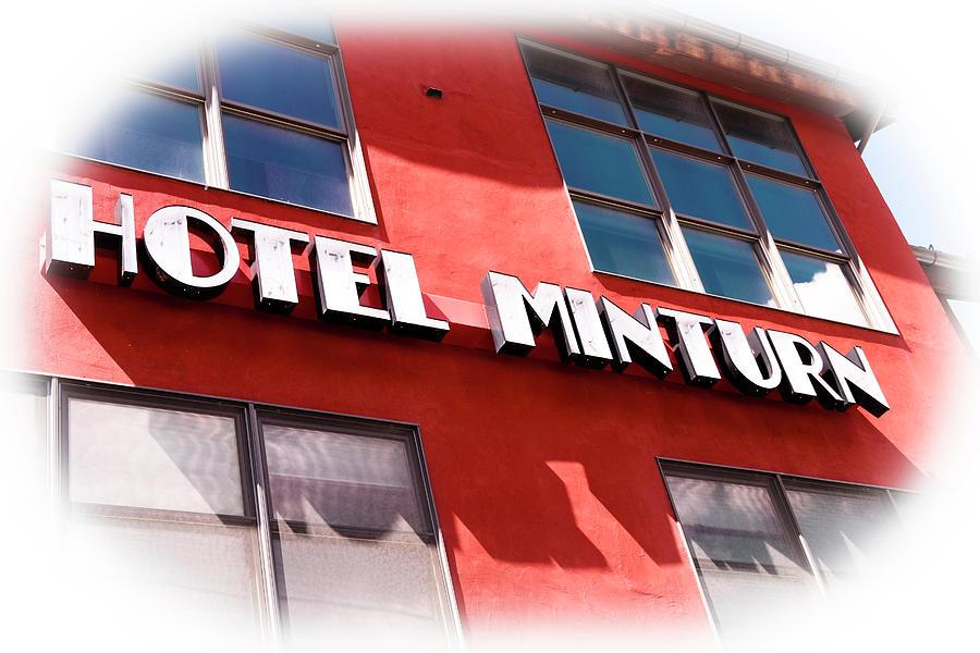 Hotel Minturn In Minturn Colorado Photograph