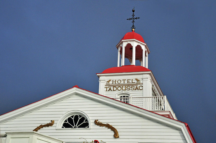 Hotel Tadoussac by Andrew Wilson