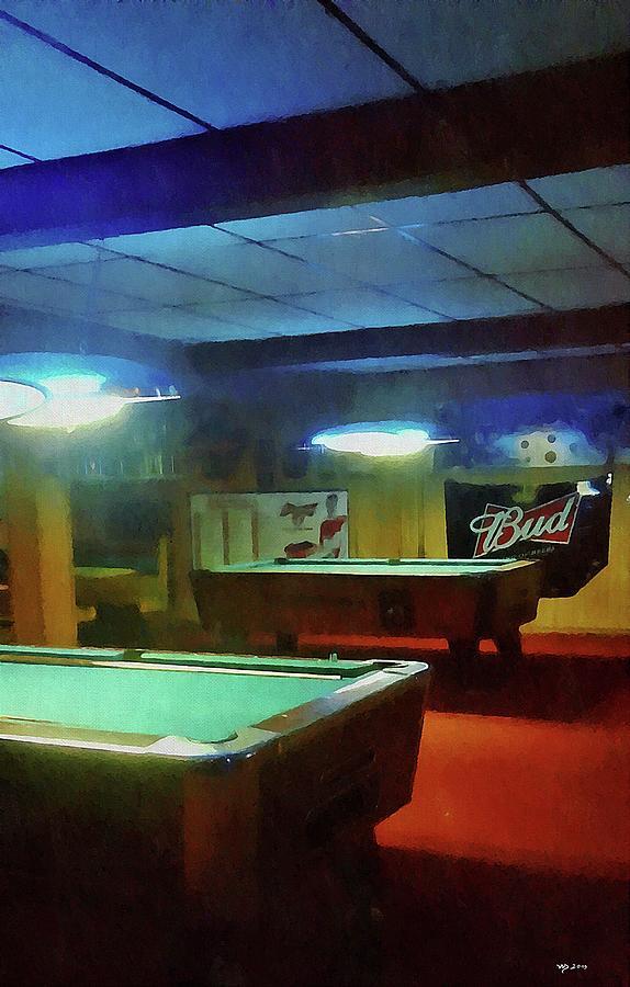 hotshots bar Willimantic  by Wolfgang Schweizer