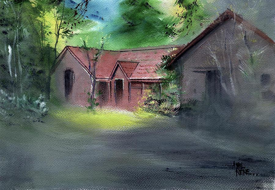 House in Dream by Anil Nene