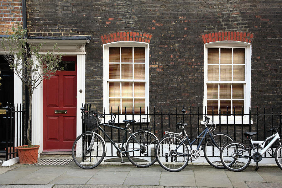 House In London Photograph by Imagestock