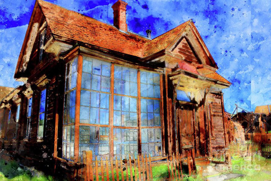 House by Mark Jackson