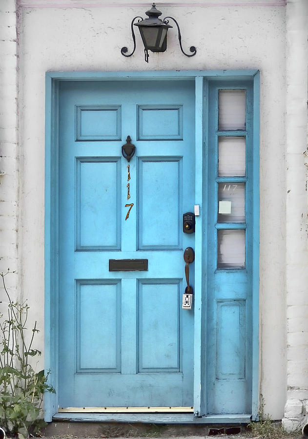 Door Photograph - House Of Blues by JAMART Photography