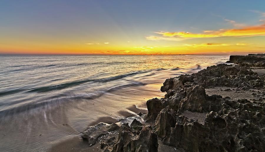 House of Refuge Beach 1 by Steve DaPonte