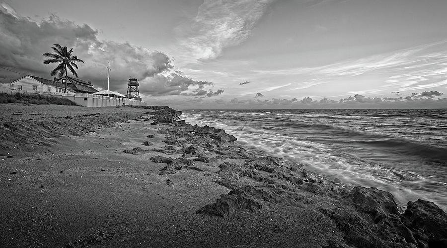 House of Refuge Beach 11 by Steve DaPonte
