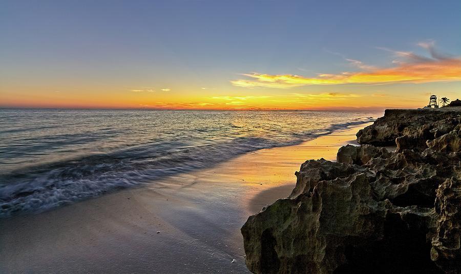 House of Refuge Beach 2 by Steve DaPonte