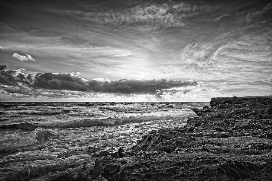 House of Refuge Beach 3 by Steve DaPonte