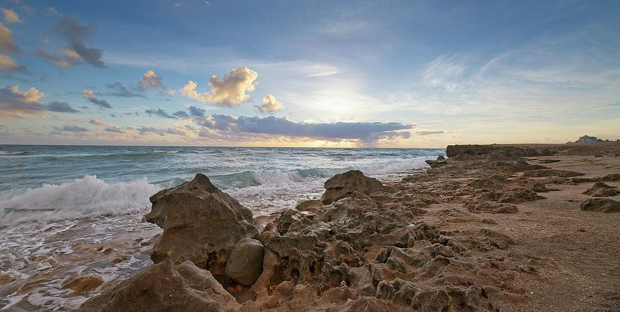 House of Refuge Beach 4 by Steve DaPonte
