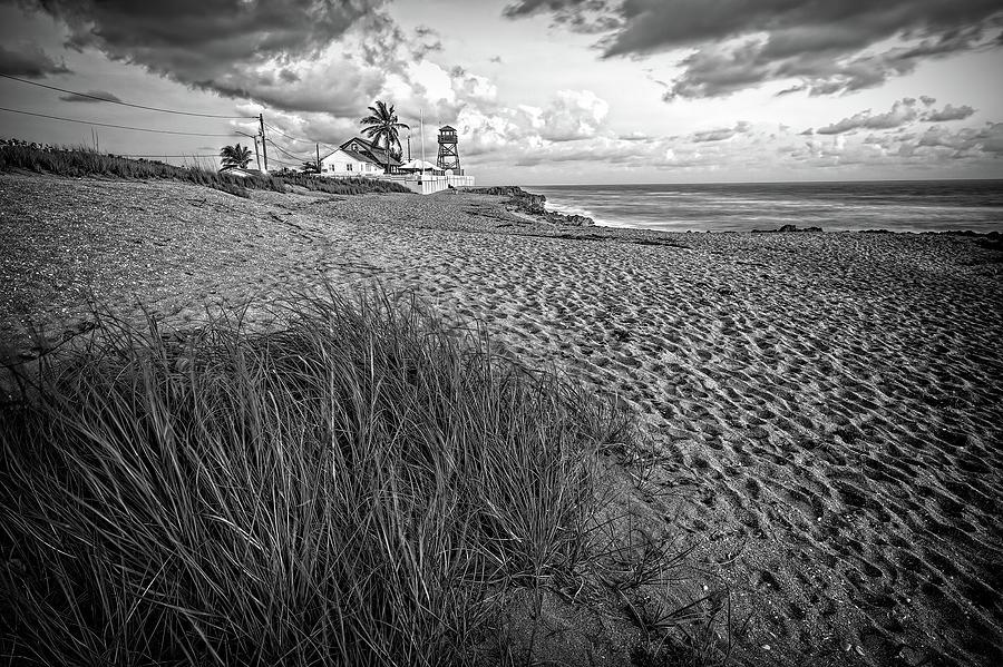 House of Refuge Beach 5 by Steve DaPonte