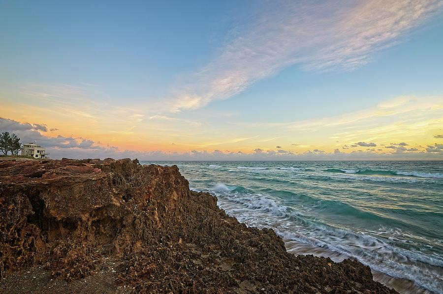 House of Refuge Beach 6 by Steve DaPonte