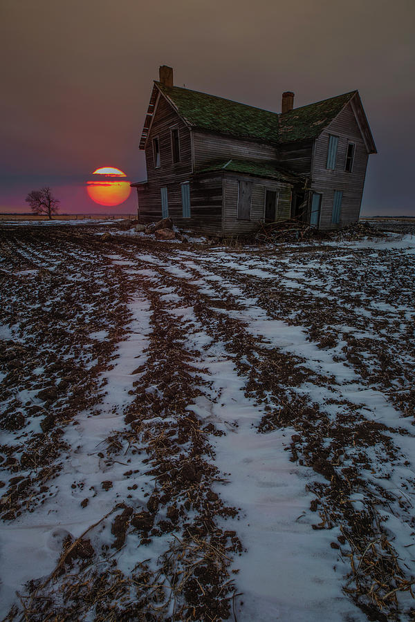 House of the rising Sun by Aaron J Groen