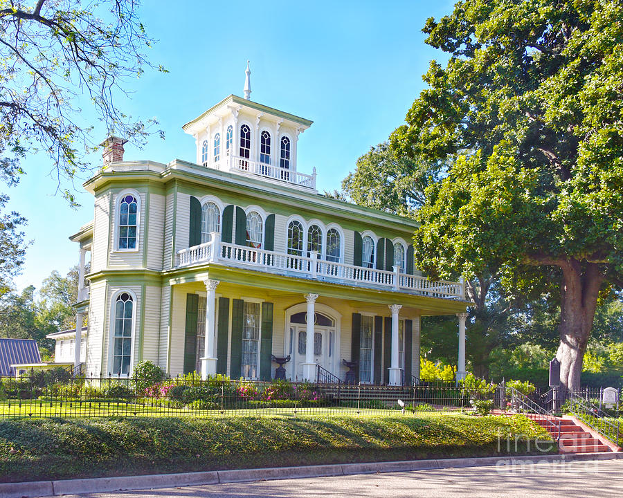 House Of The Seasons, Jefferson, Texas Photograph