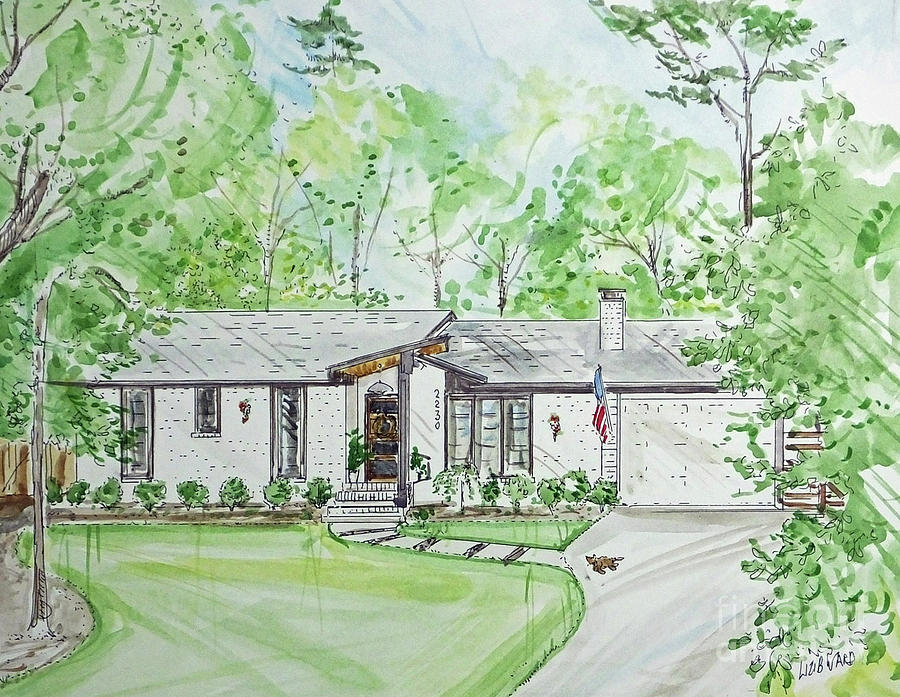 House Rendering Sample47 by Lizi Beard-Ward
