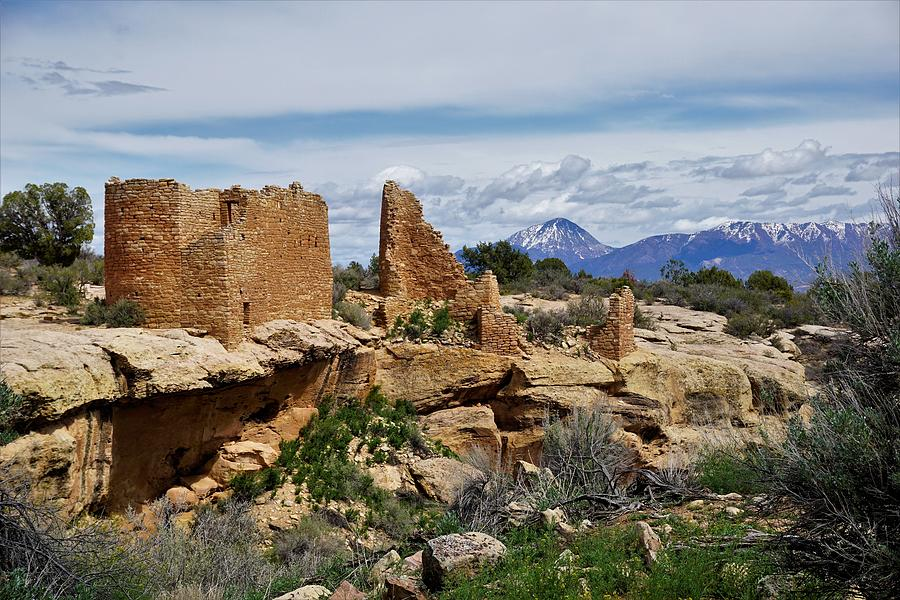 Hovenweep Castle by Tranquil Light Photography