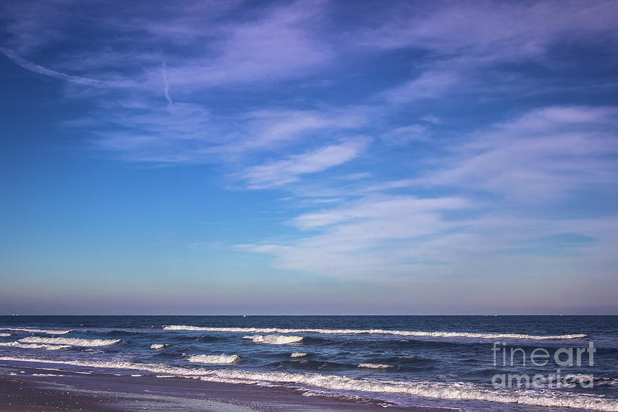 How Blue is the Ocean by Colleen Kammerer