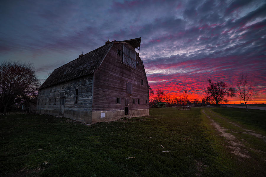 Old Photograph - How Country Feels  by Aaron J Groen