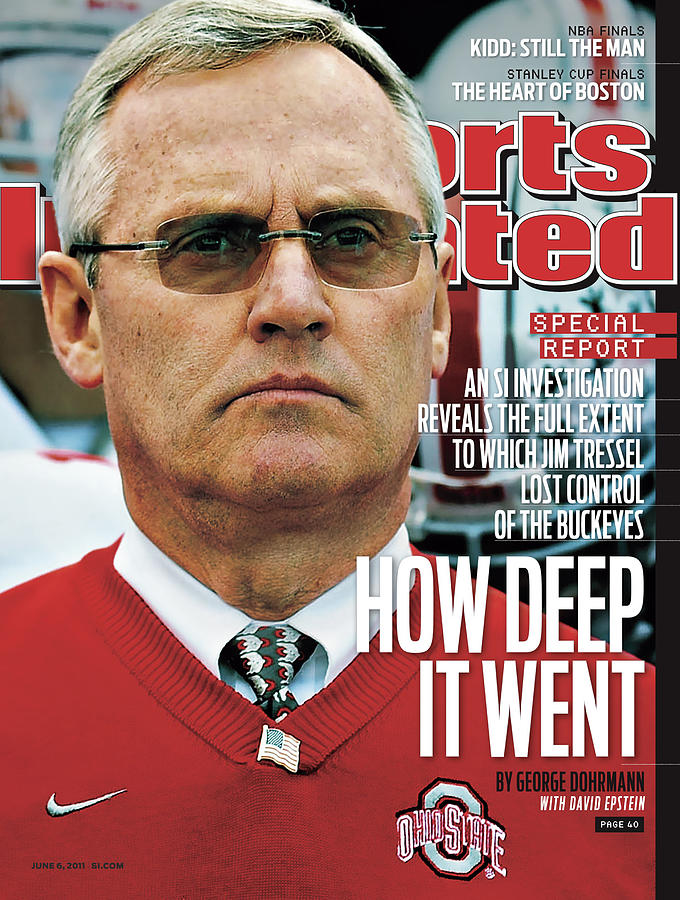 How Deep It Went An Si Investigation Reveals The Full Sports Illustrated Cover Photograph by Sports Illustrated