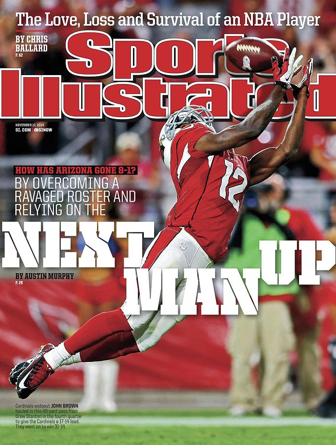 How Has Arizona Gone 8-1 By Overcoming A Ravaged Roster And Sports Illustrated Cover Photograph by Sports Illustrated