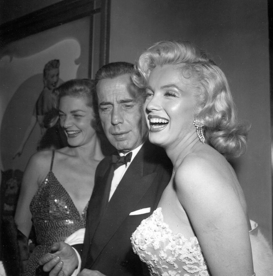 How To Marry A Millionaire Premiere Photograph by Michael Ochs Archives