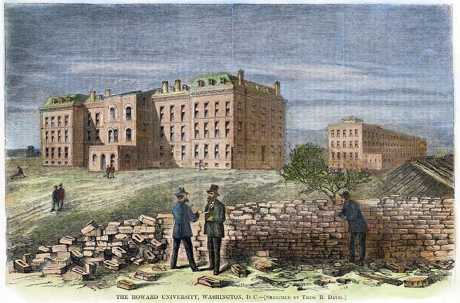 Howard University, 1869 by Granger