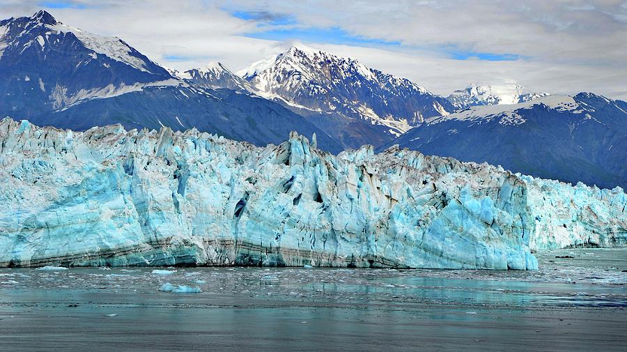 Hubbard Glacier Alaska by Marilyn MacCrakin