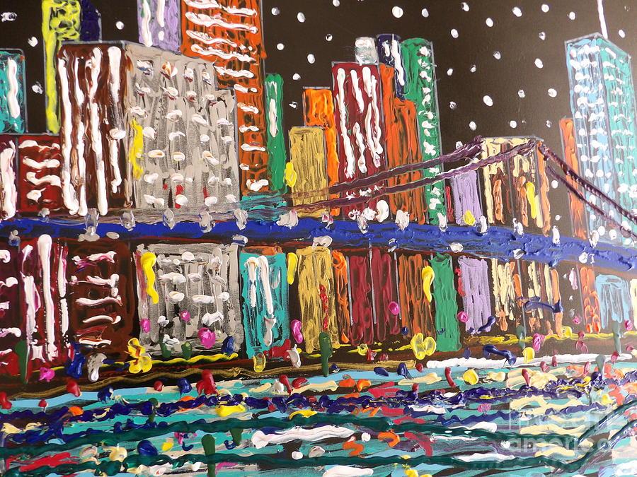 Hudson Bay Bridge by Patrick Grills