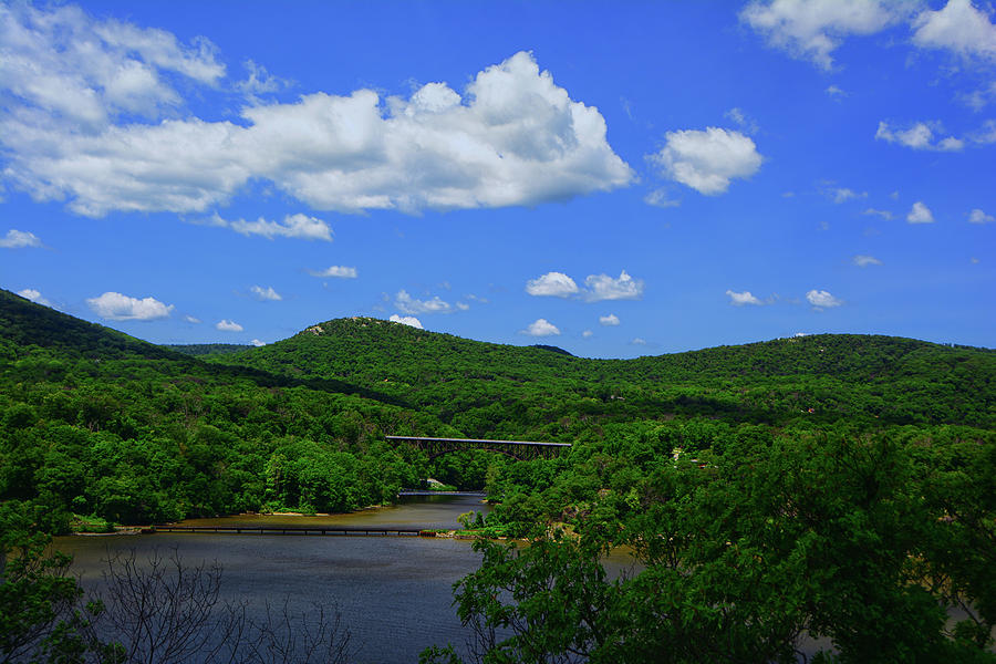 Hudson River Highlands in June by Raymond Salani III