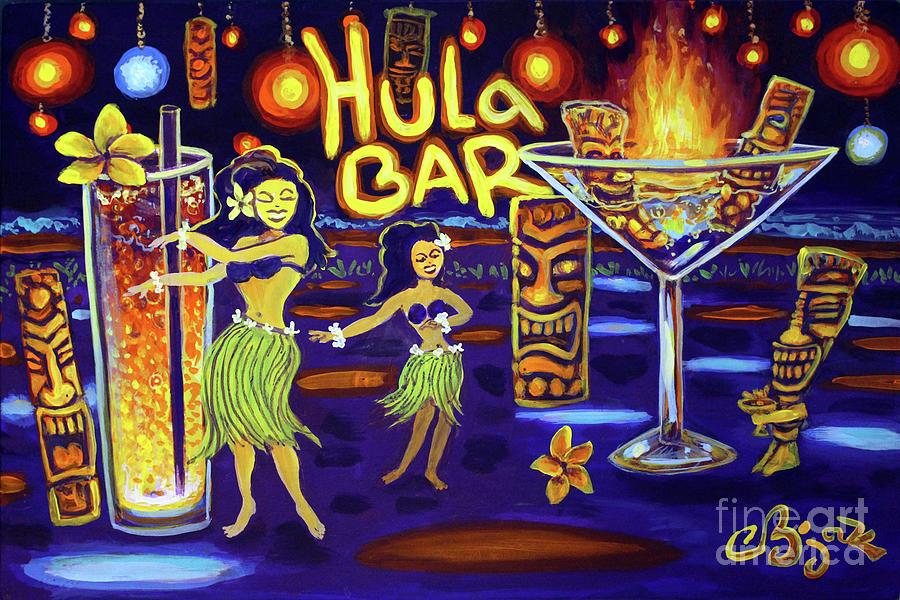 Hula Bar by CBjork
